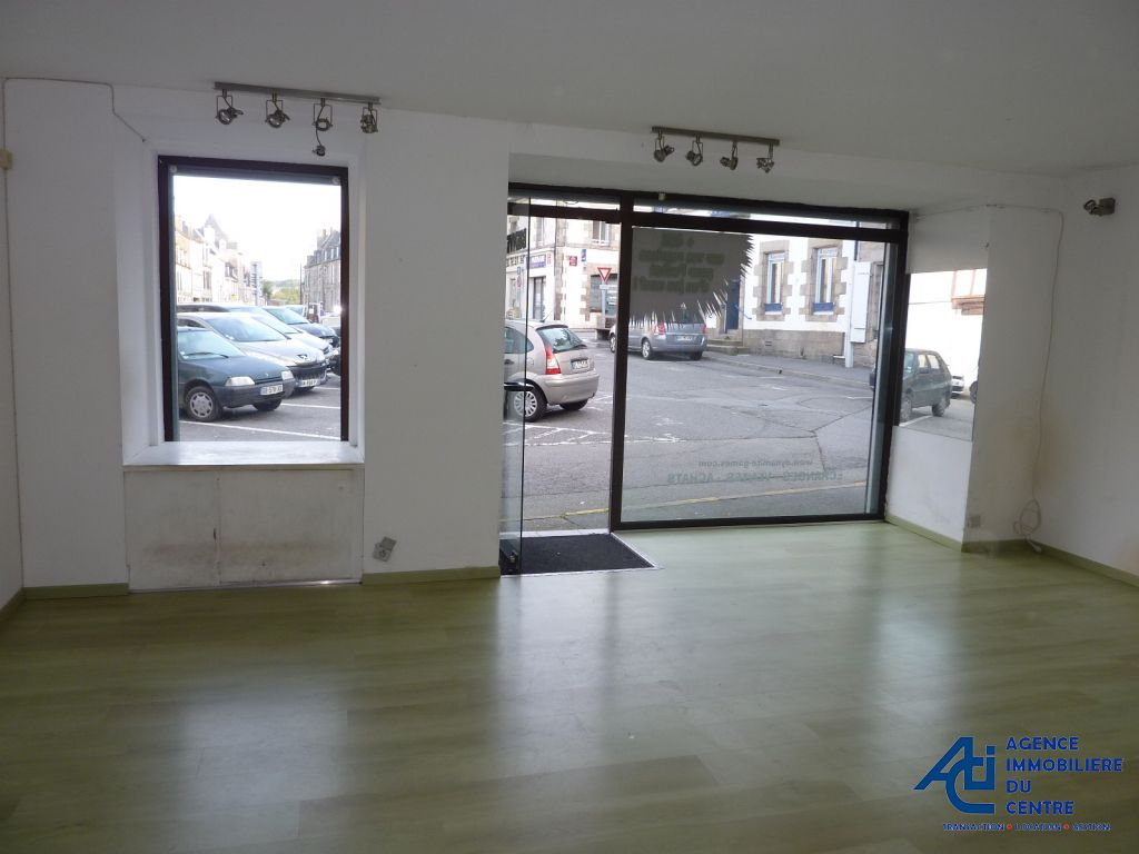 Achat vente local commercial pontivy local commercial for Bureau 56 pontivy