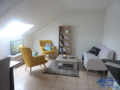 PONTIVY - Appartement T2  avec place de parking