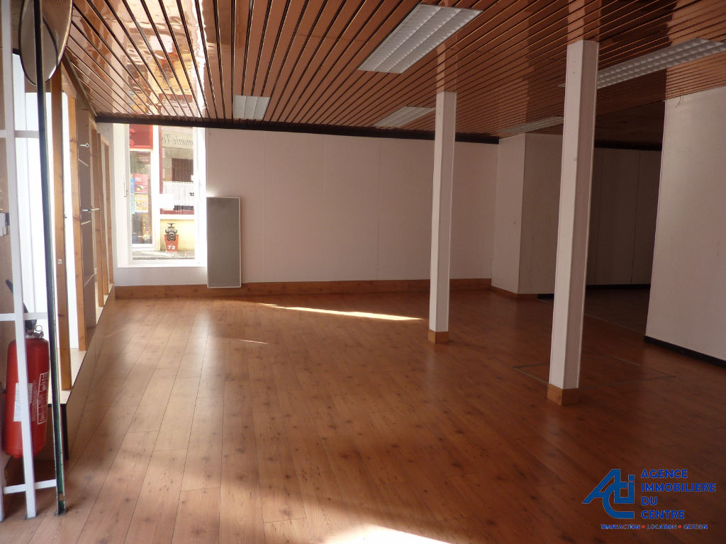 Local commercial  PONTIVY 150 m² MORBIHAN BRETAGNE 5/8