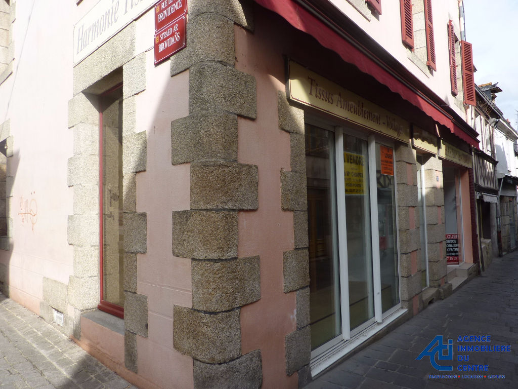 Local commercial  PONTIVY 150 m² MORBIHAN BRETAGNE 7/8