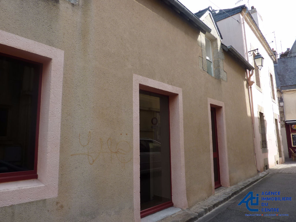 Local commercial  PONTIVY 150 m² MORBIHAN BRETAGNE 8/8